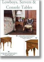 Lowboys, Servers & Console Tables